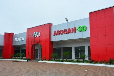 Asogan inaugurará plaza comercial en Santo Domingo