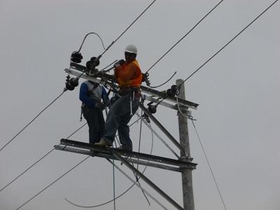 Siete cantones estarán sin energía eléctrica durante el fin de semana