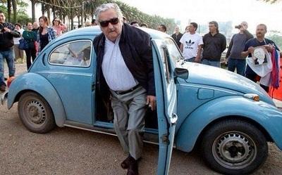 Trabajadores mexicanos regalarán un Volkswagen a José Mujica