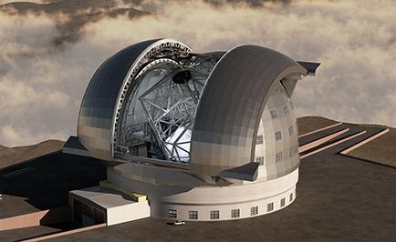 Construirán el telescopio más grande del mundo