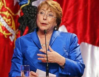Bachelet viaja a Ecuador para participar en cumbre de Unasur