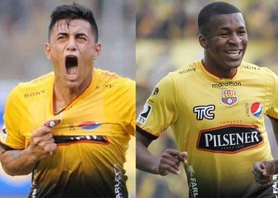 Oyola y Erazo regresarían al Barcelona en la temporada 2015