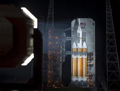 La NASA suspende el lanzamiento de la cápsula Orión previsto para hoy