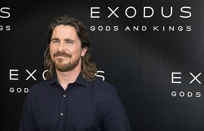 Christian Bale: 'Moisés hoy en día asustaría mucho a la gente'