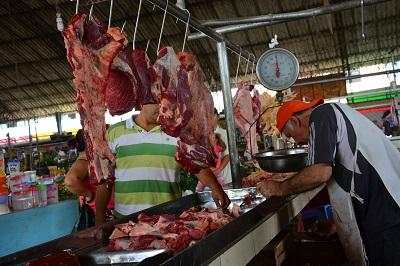 La libra de carne sube a 2,70 dólares en Santo Domingo