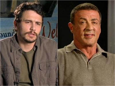 James Franco y Stallone, entre los afectados por el ciberataque a Sony