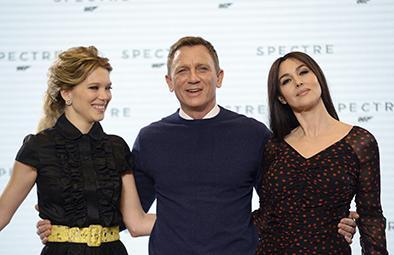 """""""Spectre"""" será la nueva entrega de James Bond"""