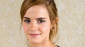 La actriz Emma Watson está en Argentina para filmar película