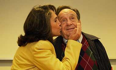 Florinda Meza no quiere volver a la casa que compartió con 'Chespirito'