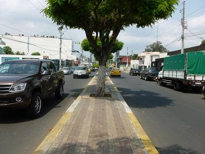 Dos heridos tras accidente de tránsito en la avenida Manabí