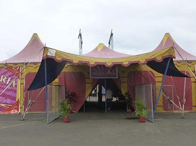 Circo Fuentes Gasca está en Portoviejo tras 15 años