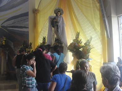 La Inmaculada de celebración