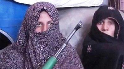 Mujer se convierte en heroína tras matar a 25 talibanes