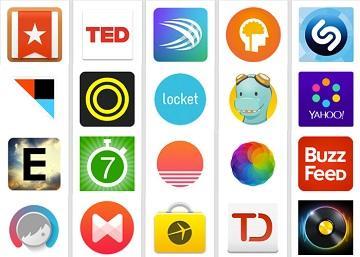 Publican lista de las mejores aplicaciones móviles para Android de 2014