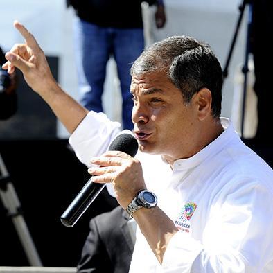 Correa dice que plan masa costaría $33 millones