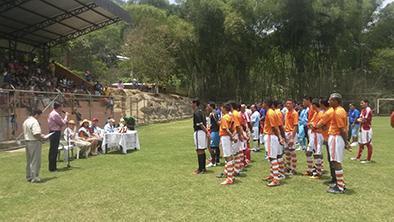 Dos equipos disputan título en San Plácido
