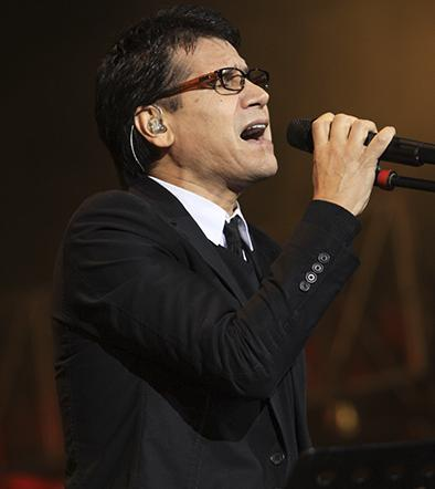 Música cristiana con Jesús Adrián Romero