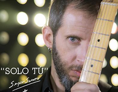 """Sergio Sacoto promociona nuevo sencillo """"Solo tú"""""""