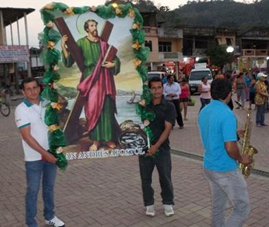 Tradiciones religiosas siguen vivas en la población olmedina