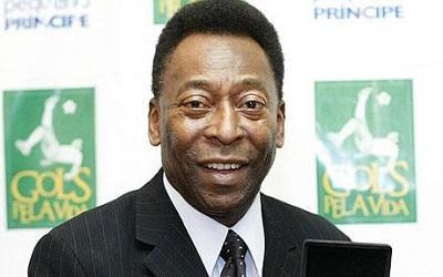 Pelé sigue mejorando y deja la unidad de cuidados intermedios