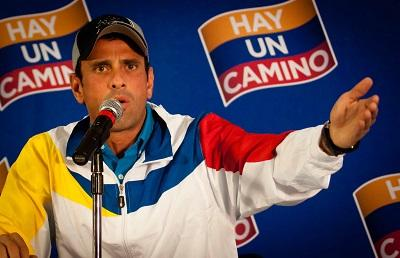 Henrique Capriles prevé 'una nueva devaluación disfrazada' en Venezuela