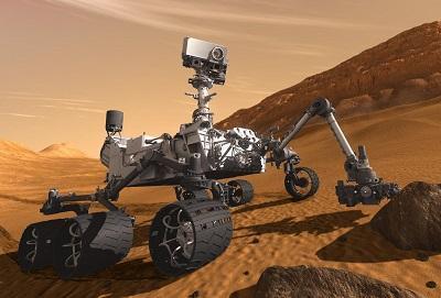 Curiosity consigue más pruebas que sustentan que hubo un lago en Marte