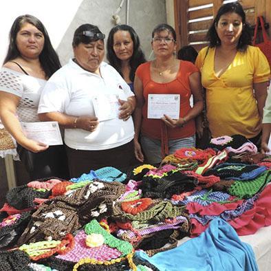 38 Mujeres fueron capacitadas en un curso