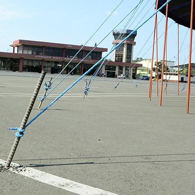 Este martes se cumplen tres años del cierre del aeropuerto Reales Tamarindos