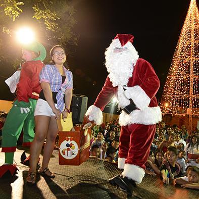 Las noches navideñas siguen