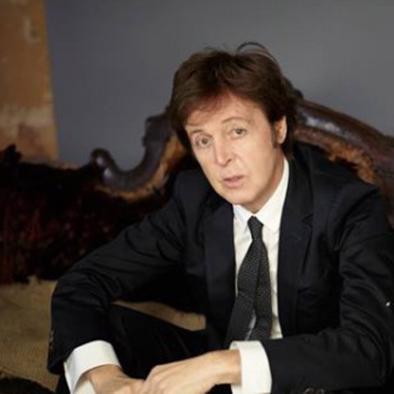 McCartney recuerda la muerte de John Lennon