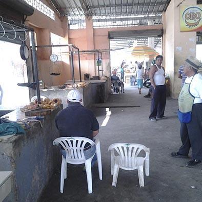 Municipio proyecta en el 2015 reparar varias áreas del mercado central