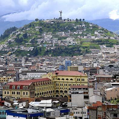 Quito no está entre las 7 ciudades maravillas