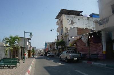 Departamentos del municipio de Montecristi atienden en hotel