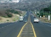 Hombre es atropellado en la vía Montecristi-Portoviejo