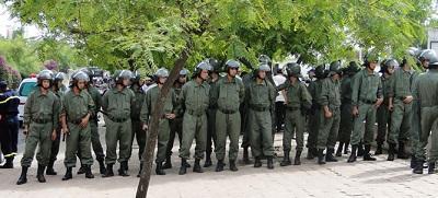 40 Policías marroquíes protegerán al Real Madrid en Mundial de Clubes