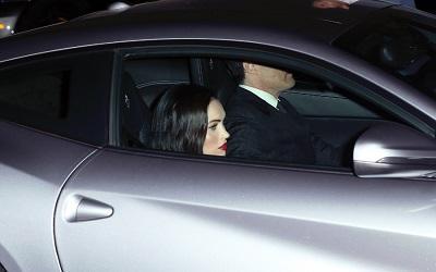 Megan Fox y su esposo sufrieron un accidente de tránsito