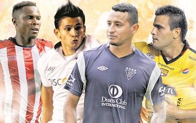 Estos son los peores fichajes del Campeonato Ecuatoriano 2014