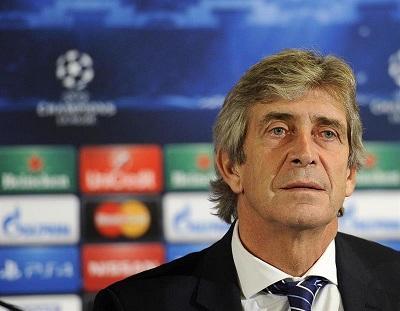 Pellegrini confirma que Agüero estará de baja 'entre cuatro y seis semanas'