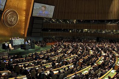 57 millones de personas necesitarán ayuda en 2015