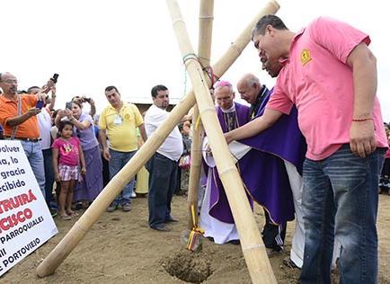 Movimiento católico de Portoviejo construirá sede y centro de rehabilitación