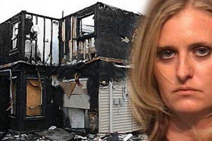 Mujer prende fuego a la casa de su amiga por eliminarla del Facebook