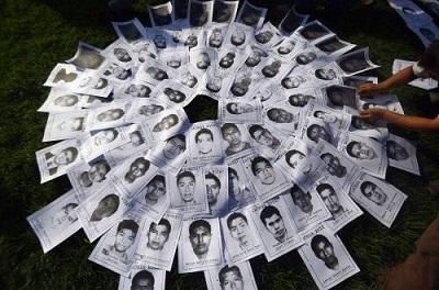 Padres de desaparecidos en México piden al Senado involucrarse en su búsqueda