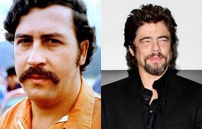 Benicio del Toro declara que 'Pablo Escobar fue un talento perdido, extraviado'