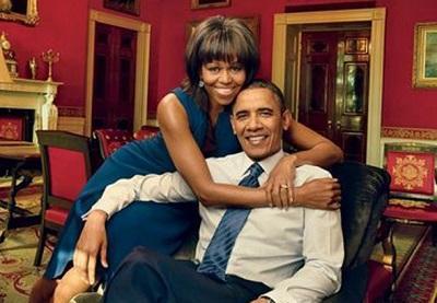 La primera cita de Barack y Michelle Obama será llevada al cine