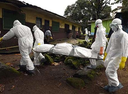 Transmisión del ébola sigue activa en dos países