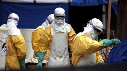 La revista Time elige como personas del año a los profesionales que luchan contra el ébola