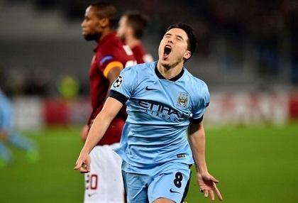 El Manchester City pasa a octavos y elimina al Roma