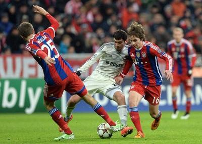 El Bayern cierra con goleada al CSKA la fase de grupos