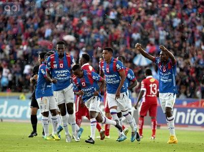 Deportivo Quito ganó 3-2 a Liga de Loja y busca quedarse en la 'A'