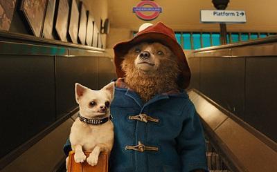 La película infantil 'Paddington' lidera la taquilla en el Reino Unido